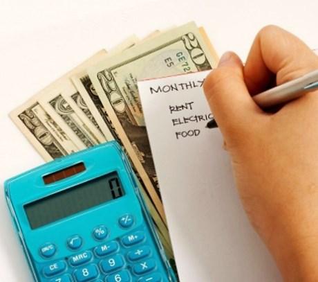 perhitungan budget traveling