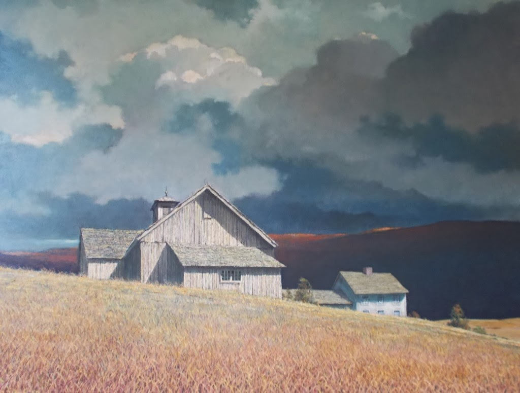 Art Contrarian Eric Sloane Illustrator Of Rural America