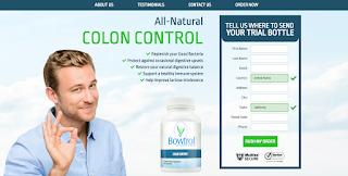 Bowtrol Colon Control | Colon Control | Probiotic- Bowtrol