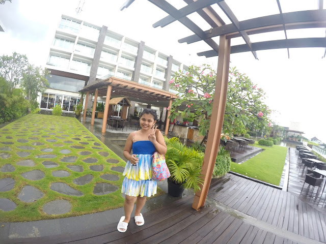 i conduct a lot of argue to convey dorsum myself to Bali  BeachesinBali; GOLDEN TULIP BAY VIEW : STAYCATION EXPERIENCE AT INTERNATIONAL CHAIN HOTEL