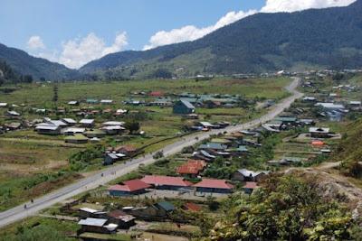 Kota Mulia, Puncak Jaya, Papua