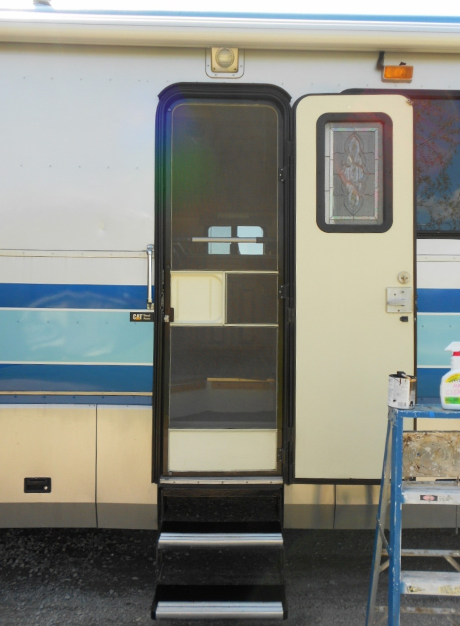 Rving The Usa Is Our Big Backyard Motorhome