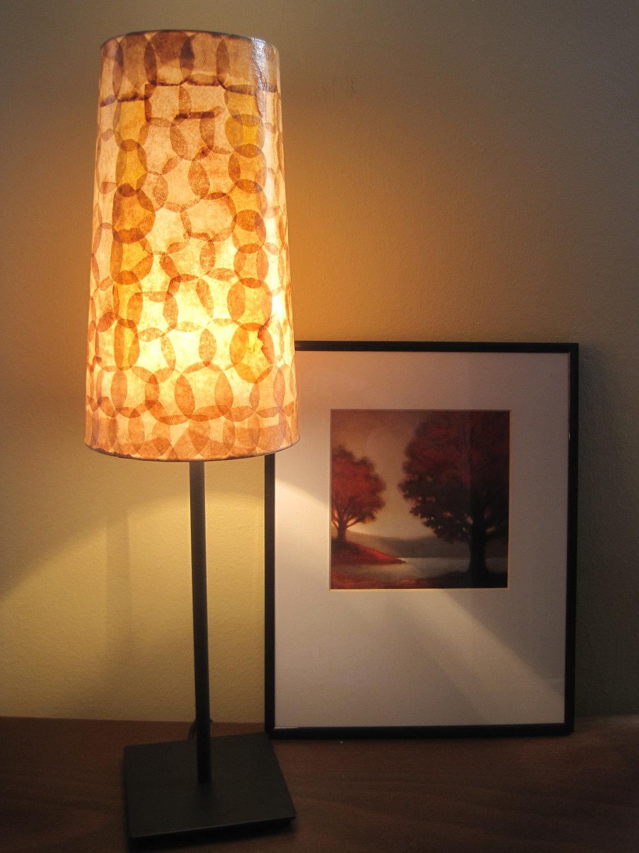 Vida S Think Tank The Artists Behind Upcycled Lamp Shades
