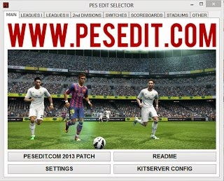 Patch pes 2013 5.1 single link download