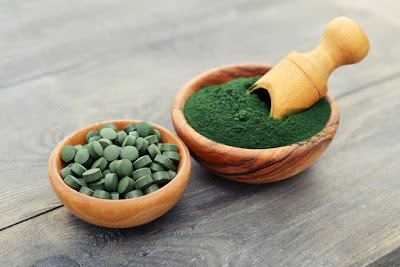 Spirulina Super Powder
