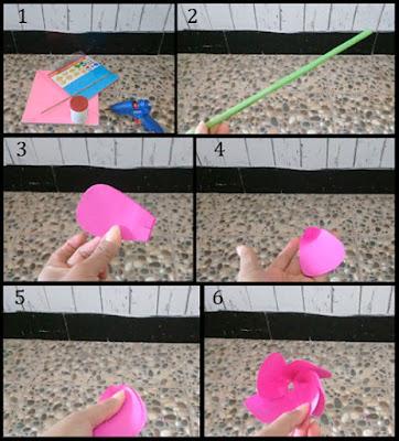 Tutorial Membuat Bunga Tulip Cantik dari Kertas Origami 1