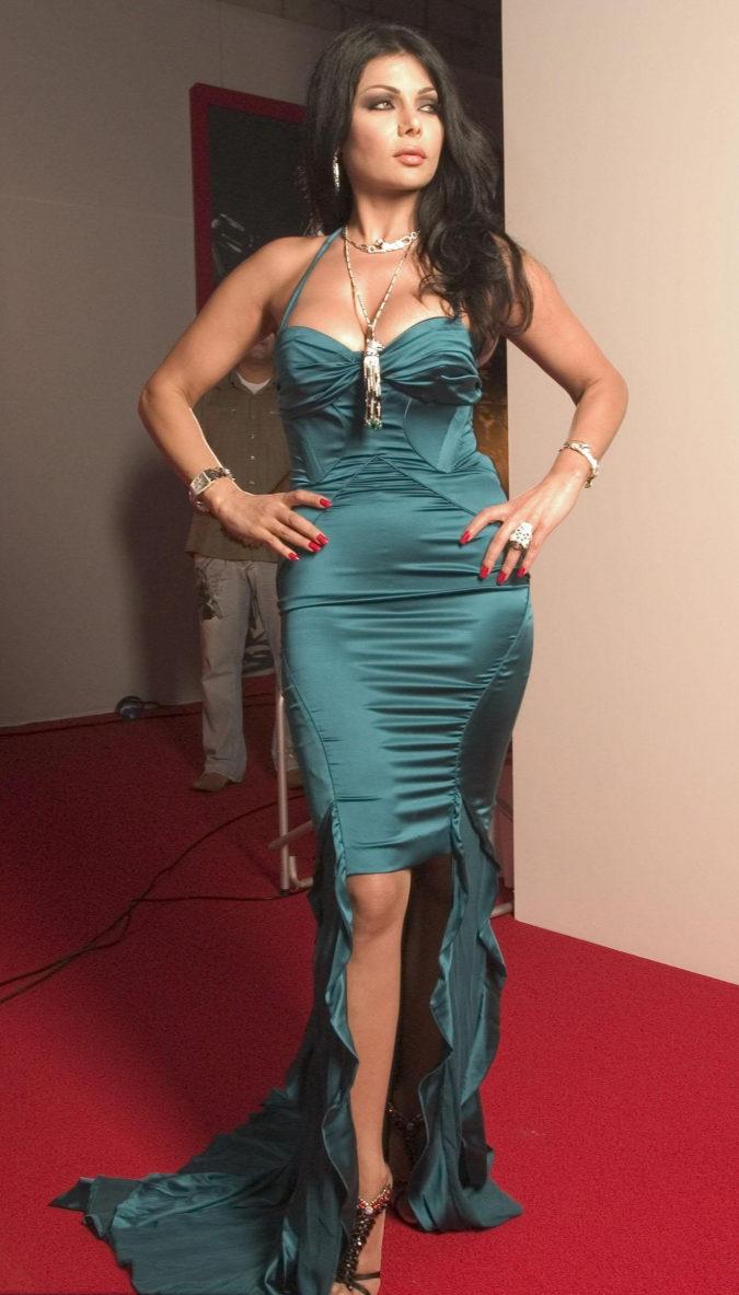 haifa wahbi sexy