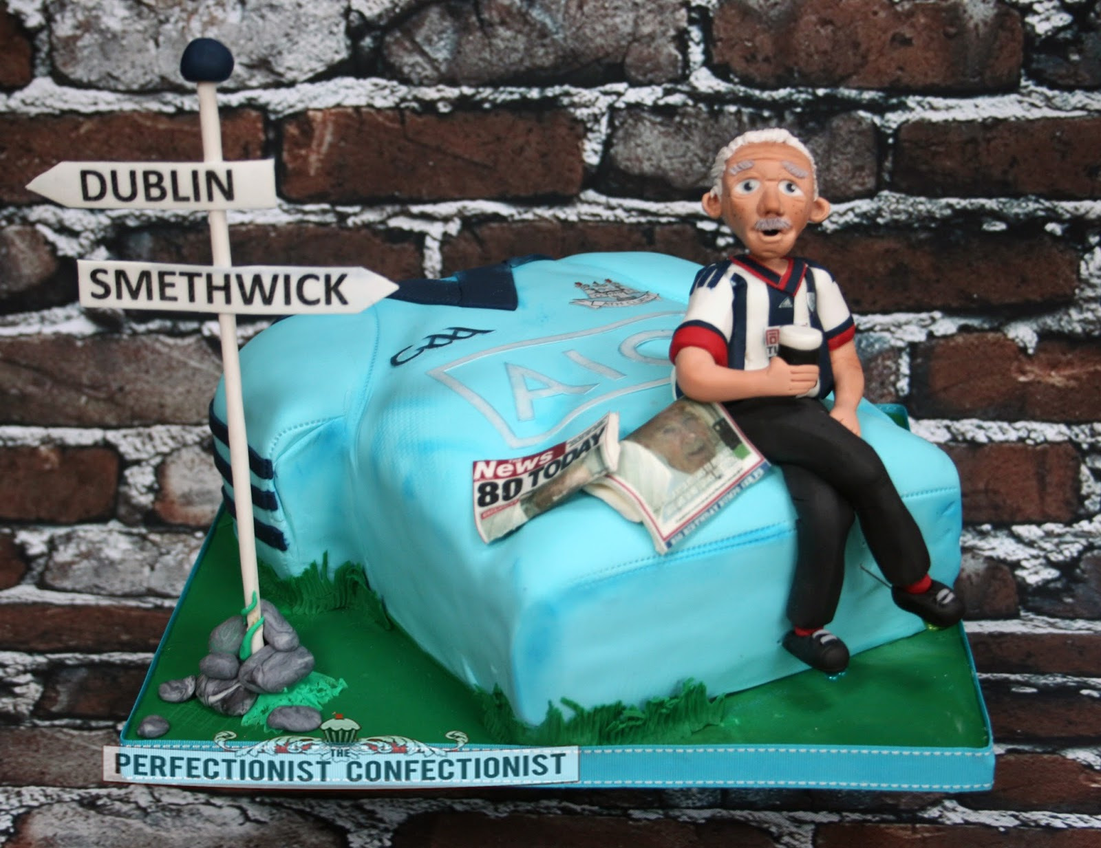 The Perfectionist Confectionist Michael DublinWest Bromwich