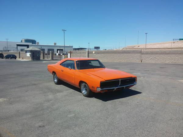1969 Dodge Charger General Lee Classic Muscle Car For Sale: 1969 Charger RT General Lee