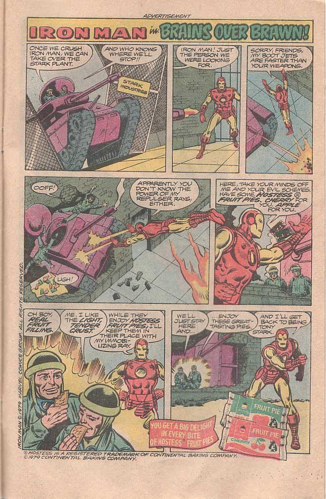 Godzilla (1977) Issue #22 #22 - English 19