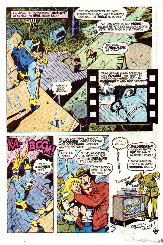 Read online Secret Origins (1986) comic -  Issue #24 - 7