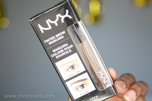 But Does it Work?|| NYX Tinted Brow Mascara