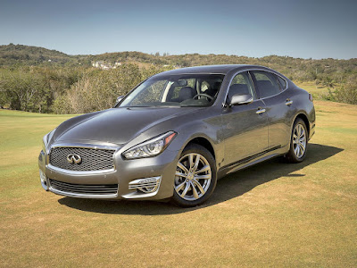 2016 Infiniti Q70 flagship Hd Photos 00