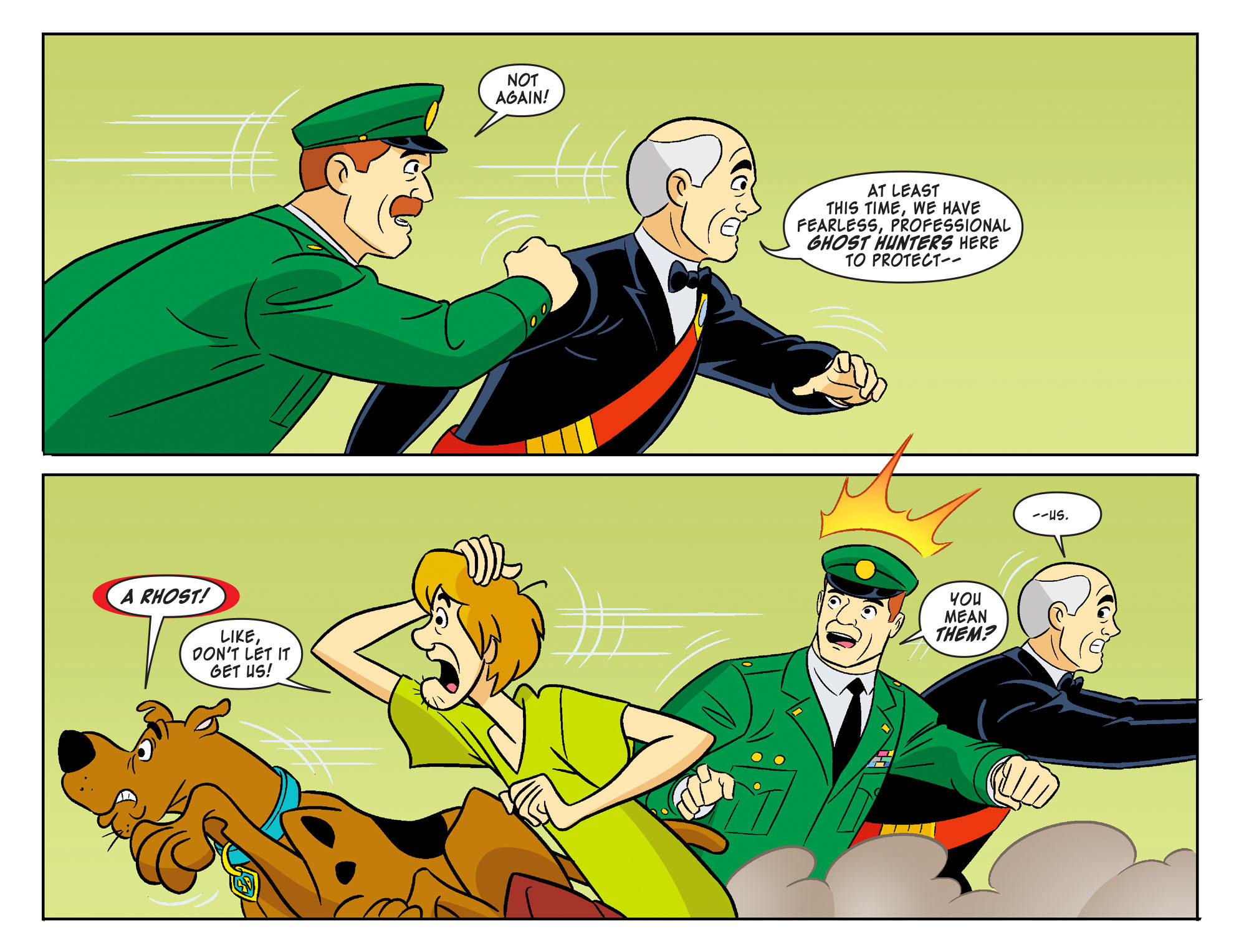 Read online Scooby-Doo! Team-Up comic -  Issue #21 - 15