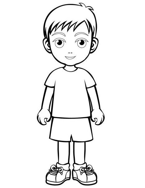 Catatanku Anak Desa Mewarnai Gambar Anggota Tubuh