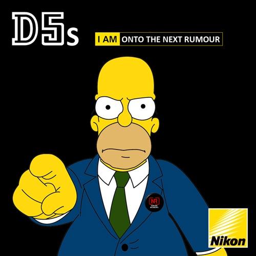 Слухи о Nikon D5s, автор broxibear
