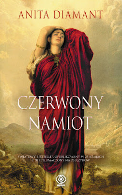 """""""CZERWONY NAMIOT"""" ANITA DIAMANT"""