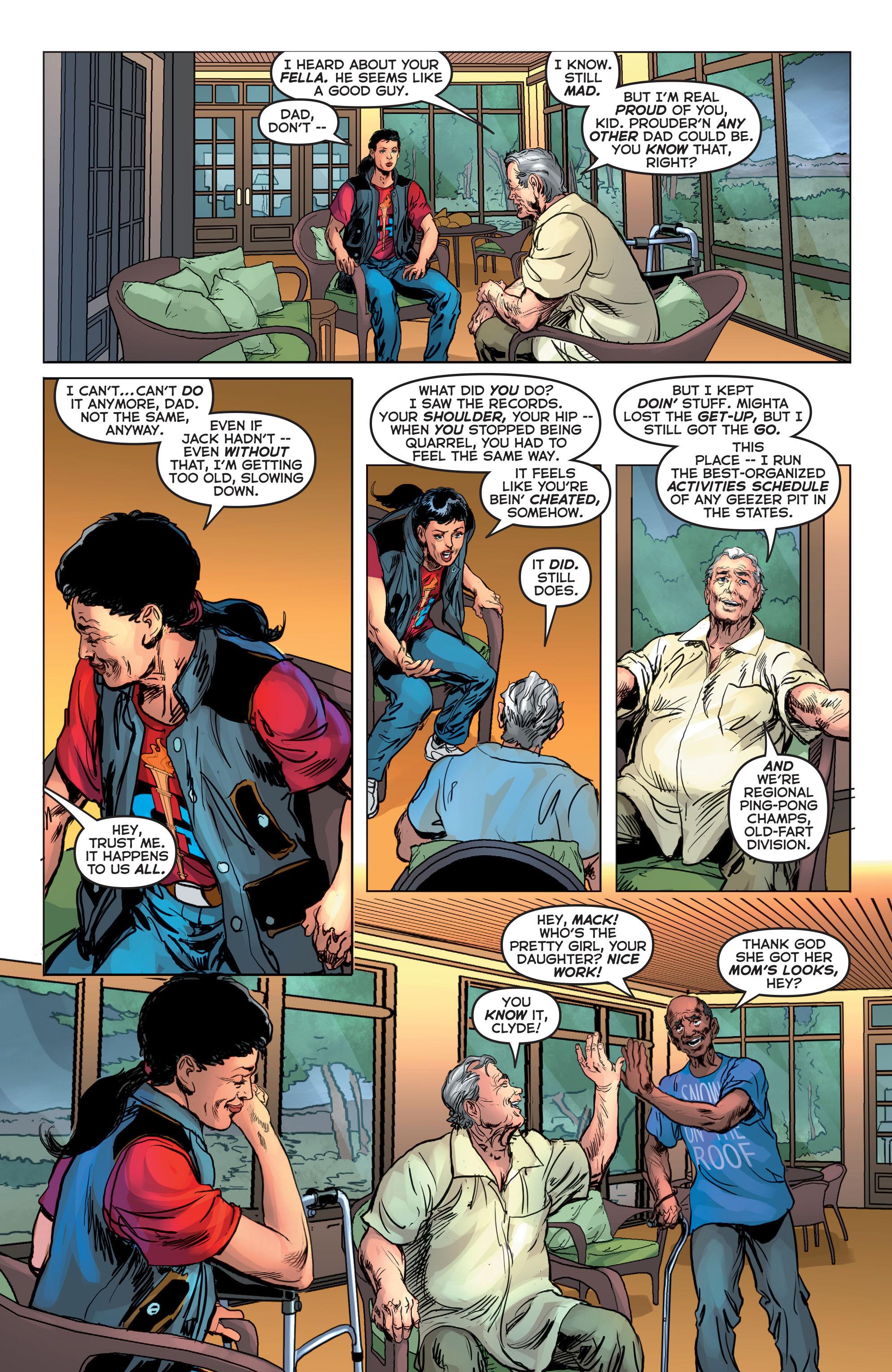 Read online Astro City comic -  Issue #21 - 18