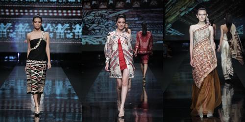 ... wanita urban dengan tingkat mobilitas tinggi. Label Yod Yoko yang  dikepalai Sirus Tantiyapong lebih cenderung menggunakan motif dan warna  untuk ... c02f2b3647