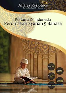 Alfarez Residence Perumahan Syariah 5 Bahasa