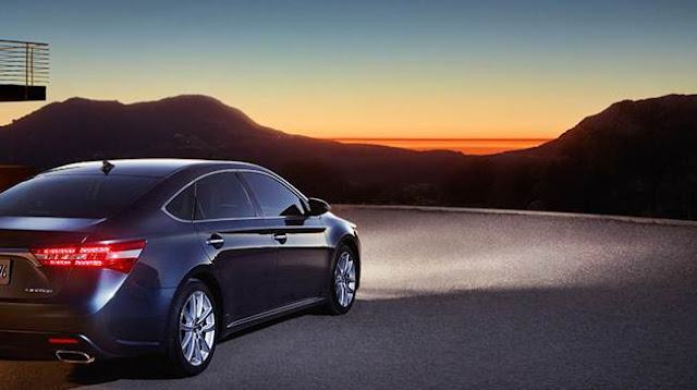 2017 Toyota Avalon Limited Rumors