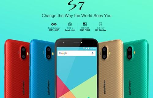 Review Ulefone S7, Smartphone Dual Kamera Paling Murah
