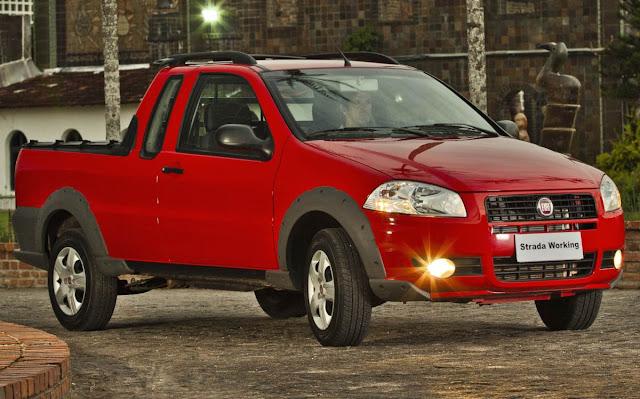 Fiat Strada 2011