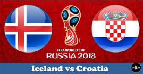 كرواتيا تقهر منتخب ايسلندا وتفوز عليه 2-1 في قمة كروية جميلة