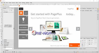 Serif PagePlus X9 19.0.2.21 Final Terbaru