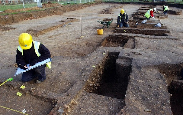 UK flood maps reveal lost Roman roads