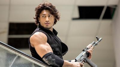 Commando 2 Movie Poster - Vidyut Jamwal