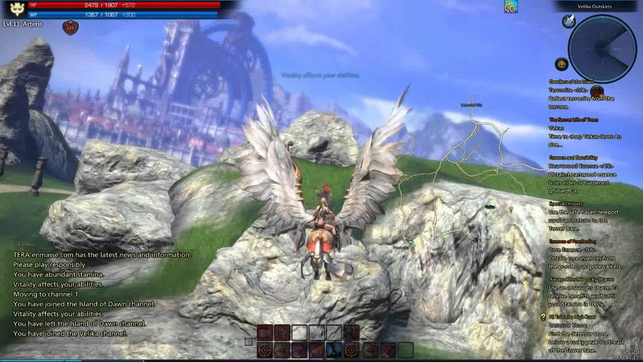 Complete Beginners Guide to TERA Gameplay - LearnFromMedia