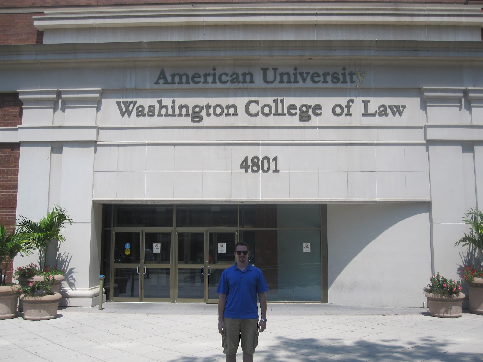 American University Law School >> The Law School Tours American University Washington College