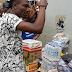 Photos: Efe visits IDP camp in Abuja
