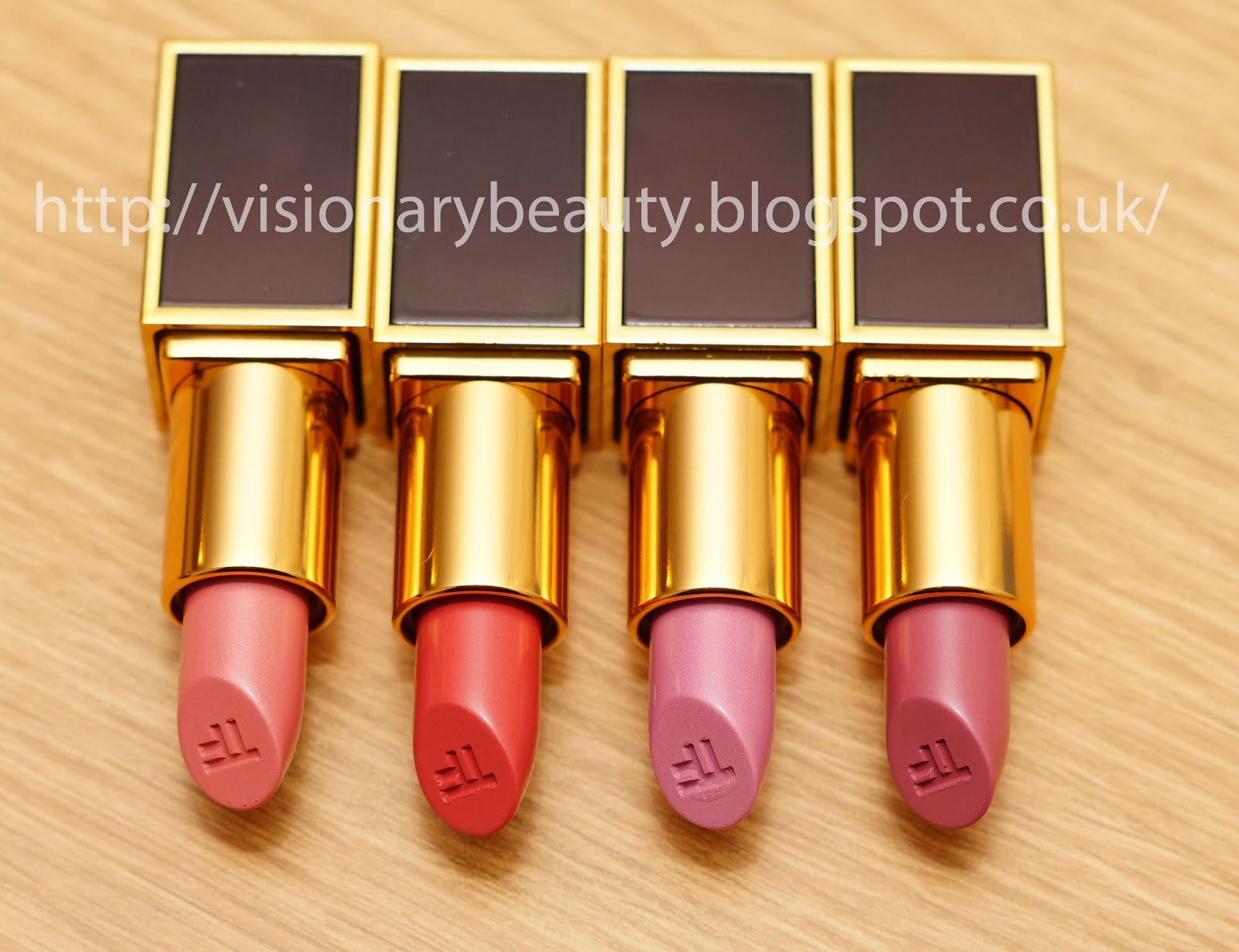 d3114f283a4 Visionary Beauty  Tom Ford Lips   Boys Collection  Julian
