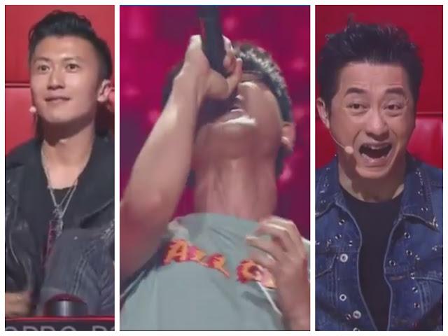 metal programa talentos la voz china