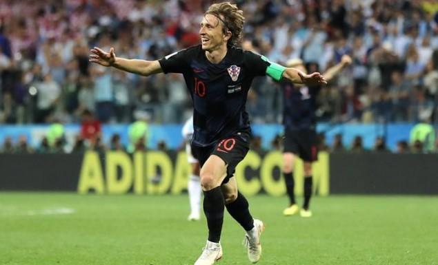 Ποιά Αργεντινή και ποιός Μέσι; Η Κροατία και ο Μόντριτς