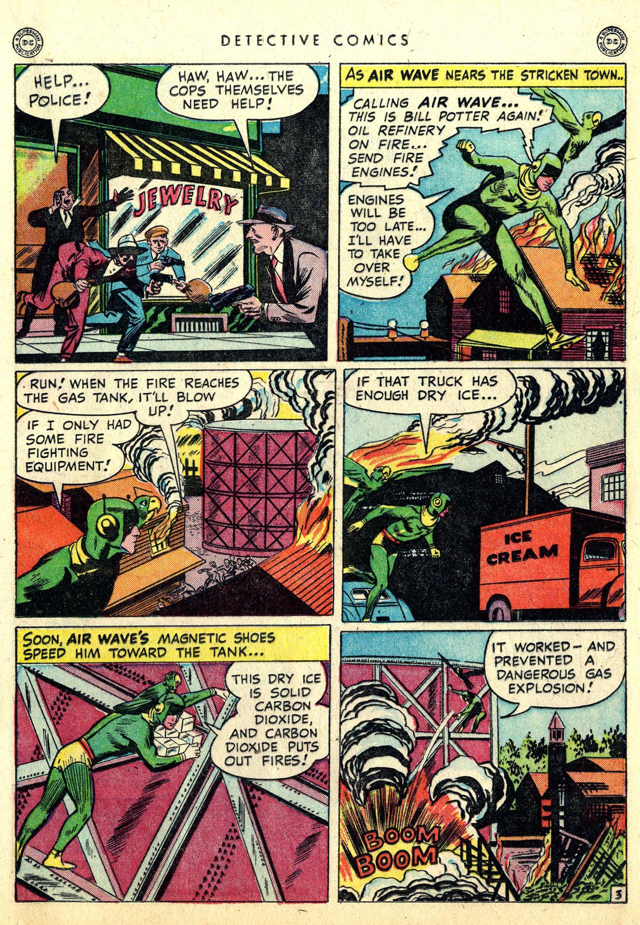 Read online Detective Comics (1937) comic -  Issue #133 - 19