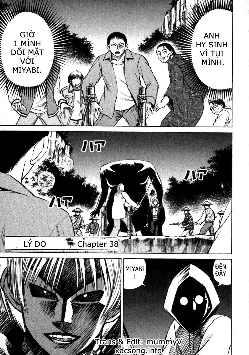 Higanjima chapter 38 trang 2