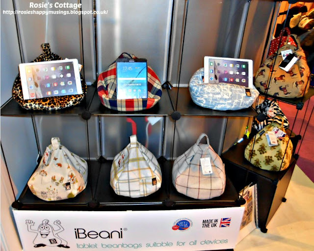 iBeanie tablet stands