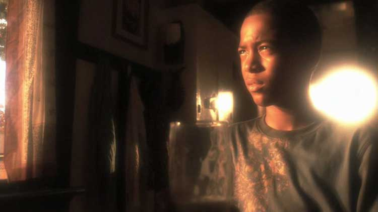 "A young Ronald Greer in SGU's ""Lost"""
