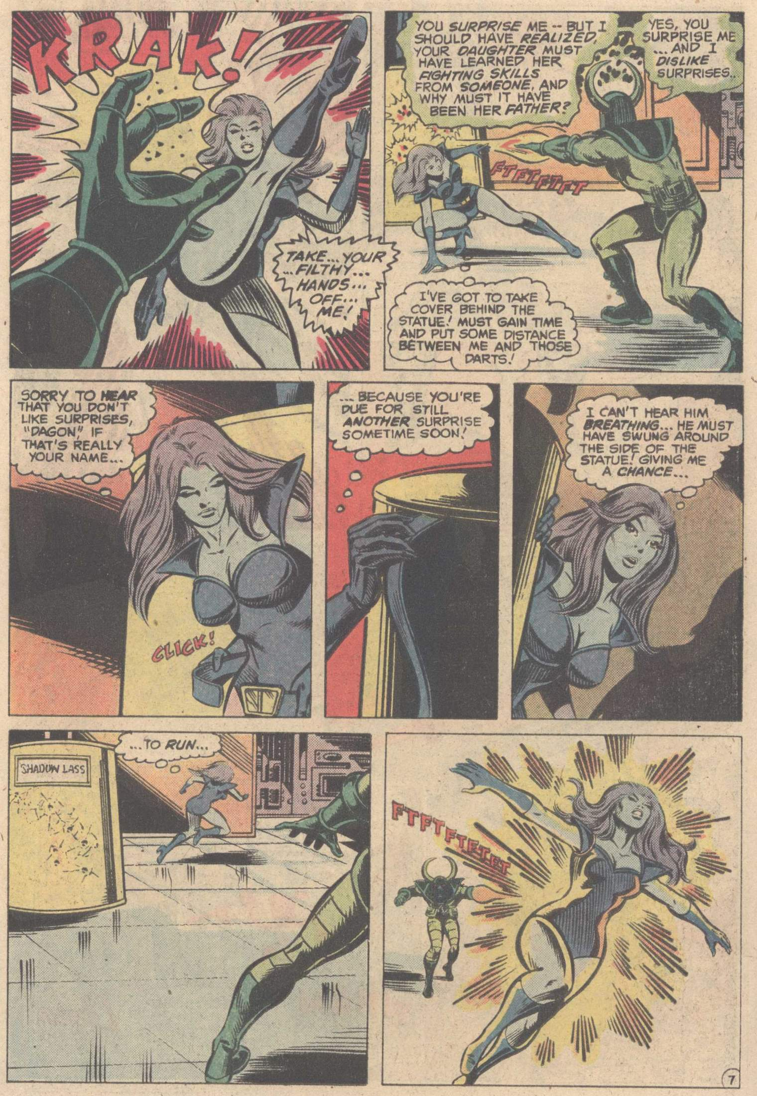 Legion of Super-Heroes (1980) 263 Page 10