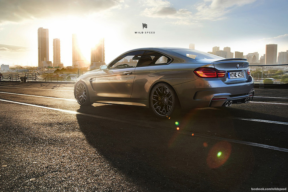 Bmw 5 Series Wallpaper Iphone Car News And Rumors Wildspeed Bmw M4 Coupe Burnout Renders