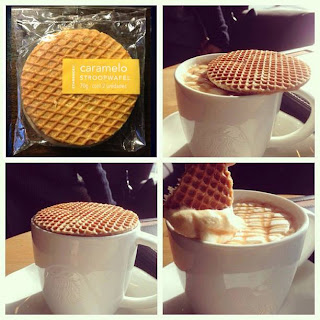 stroopwafel do Starbucks