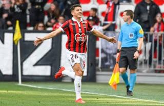 هدف يوسف عطال الرائع ضد ستراسبورغ بعد عودته من الاصابة 03-03-2019