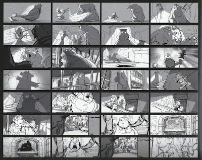 Pengertian Storyboard, Fungsi dan Contohnya
