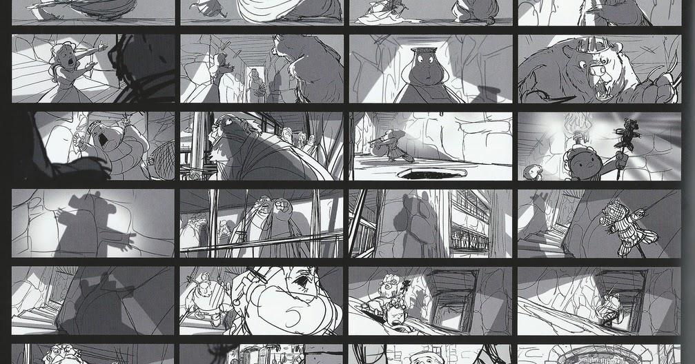pengertian storyboard fungsi dan contohnya