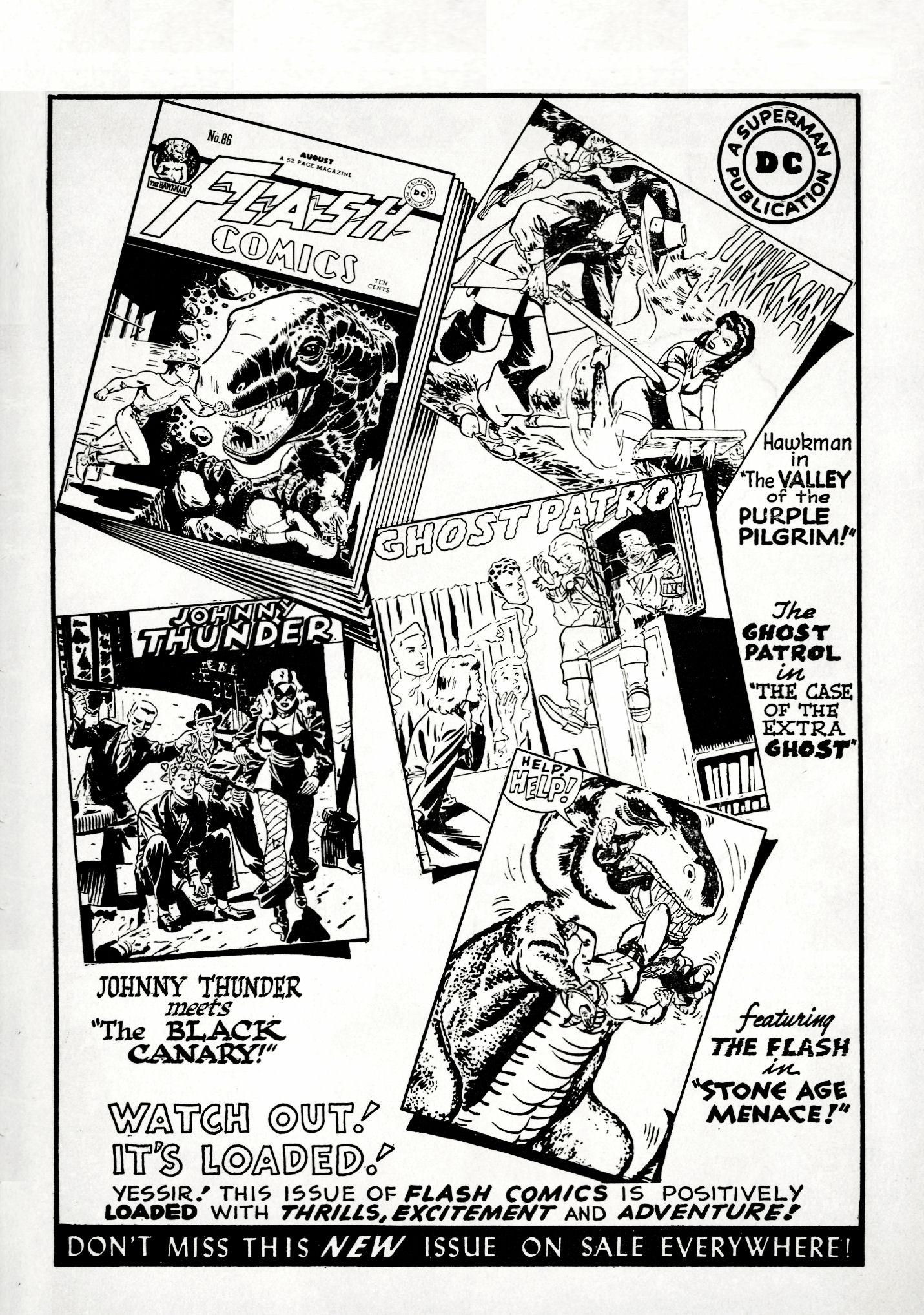 Read online All-Star Comics comic -  Issue #36 - 51