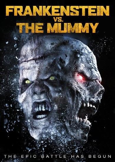 DVD Review - Frankenstein vs The Mummy