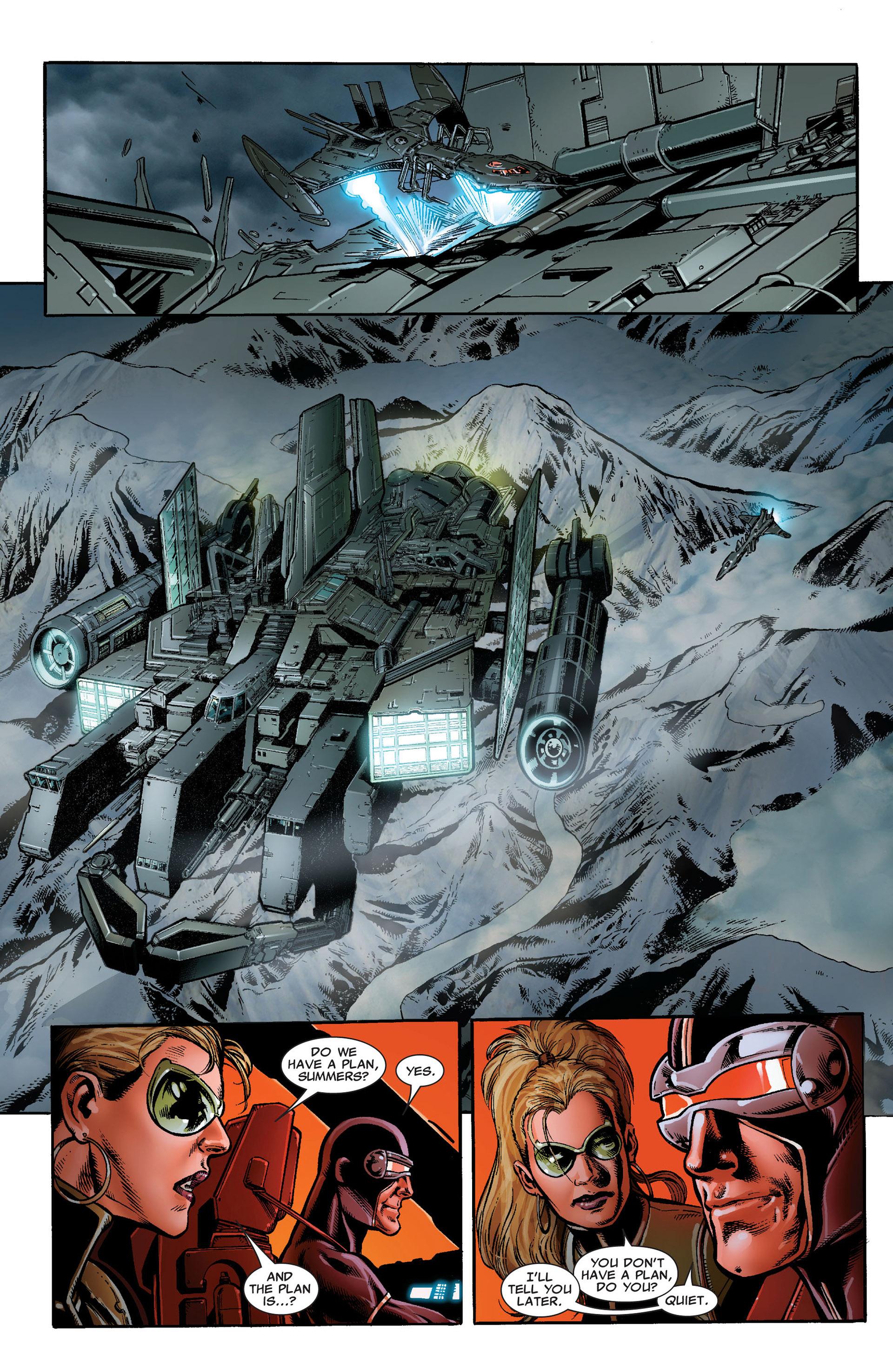 Read online Astonishing X-Men (2004) comic -  Issue #34 - 18